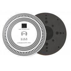 1877 PHONO EH-Strobo turntable mat with stroboscopic disc